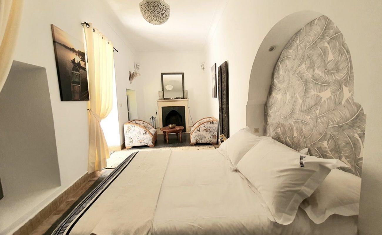 Chambre Standard Safari